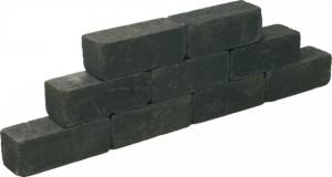 8101409 Blockstone 15x15x40 Black