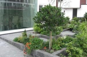 Beton- en steenwaren