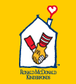Ronald McDonald kinderfonds logo