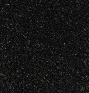 carpet art pitch black